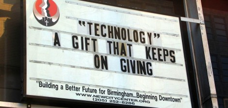 technology brings to health and social care - cropped
