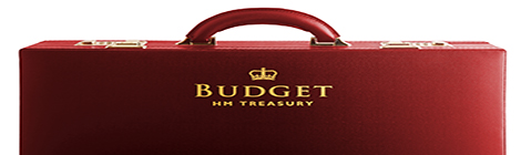 Inspector. Graphics are my design and artwork. Thanks. The United Kingdom Budget statement is made by the Chancellor of the Exchequer, a member of the Government  who is responsible for all economic and financial matters. He controls HM Treasury. ands the revenues gathered by Her Majesty's Revenue and Customs and the expenditure of public sector departments and can raise taxes and duties according to the needs of the economy. After the Prime Minister he is the most important state officer. The Budget is normally an annual event in March, but in more recent times a mini budget has also been held in November. The budget speech is always carried to the House of Commons in a red briefcase, known as Ministerial Boxes, or Red Boxes'. This red briefcase has become representative of the annual UK Budget. Historically, it dates back to the first use by William Gladstone in 1860.